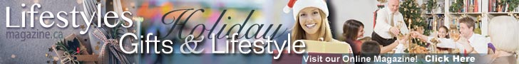 Holiday Gifts & Lifestyles Magazine Section