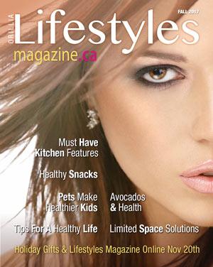 Orillia's Lifestyles Magazine Fall Issue