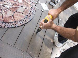 composit deck boards
