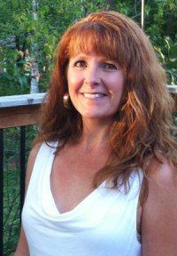 Artist writer Linda Laforge