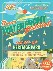 14th Annual Barrie Waterfront Festiva