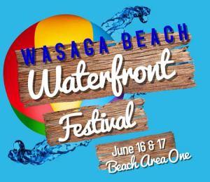 Wasaga Waterfront Festival @ Beach Area 1, Wasaga Beach | Wasaga Beach | Ontario | Canada
