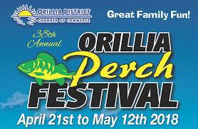 38th Orillia Perch Fest 2018