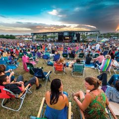 Make the Most of Outdoor Concerts