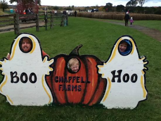 Chappel Farms fall fest Barrie ontario