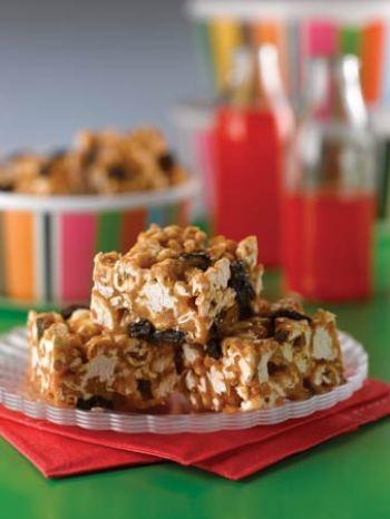 popcorn squares special treat