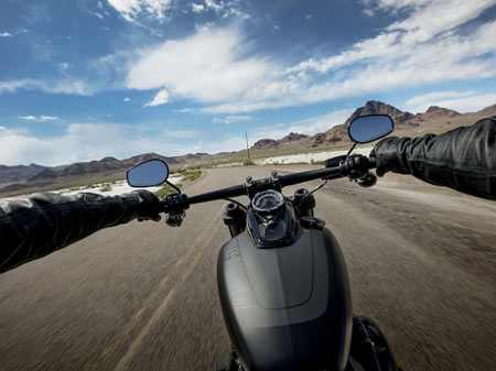 riding the open road gift experience with Harley