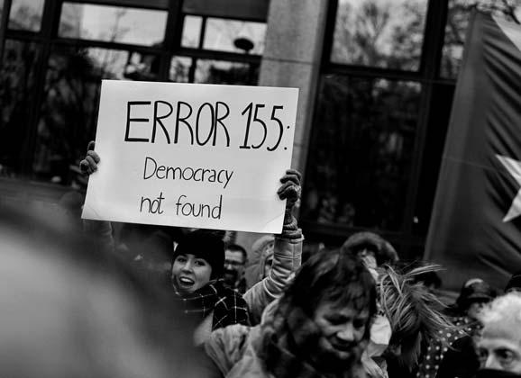 Datacracy vs democracy