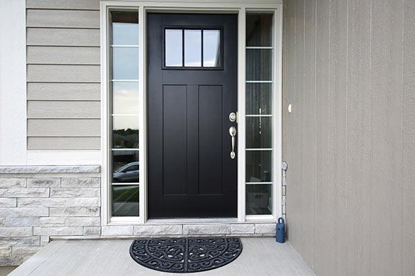 home entranceway