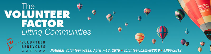 Volunteer Canada provides national leadership and expertise on volunteerism to increase participation, quality, and diversity of volunteer experiences