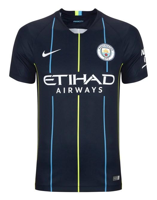 Man City 2018/19 Away Jersey   Nike   Life Style Sports