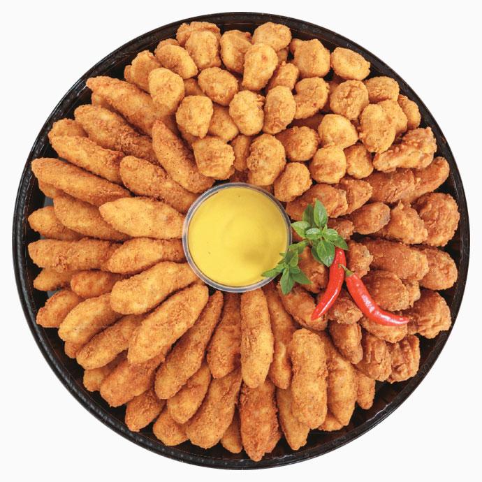 The Chikka Chicken Platter Lifestyle Superspar