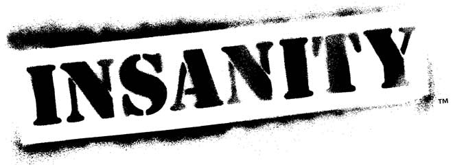 Insanity workout review - Logo
