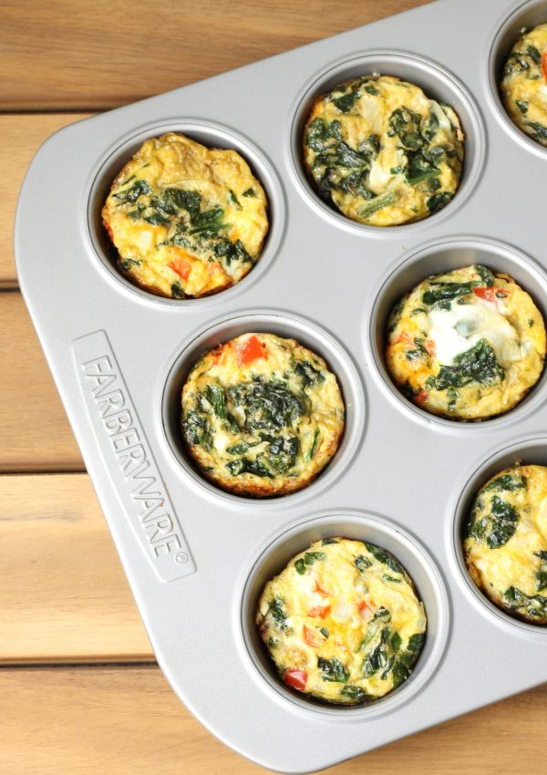Easy (Freezer Friendly) Egg Cups