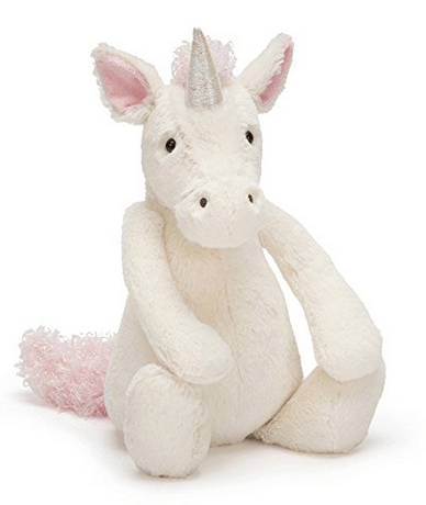 stuffed animal unicorn