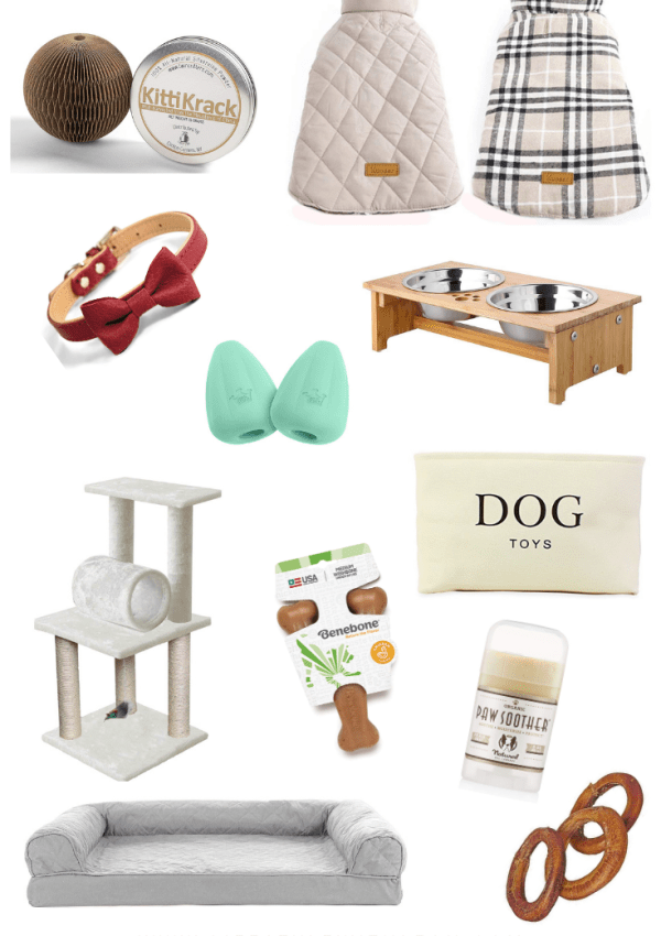 Holiday Gift Guide for Your Pets
