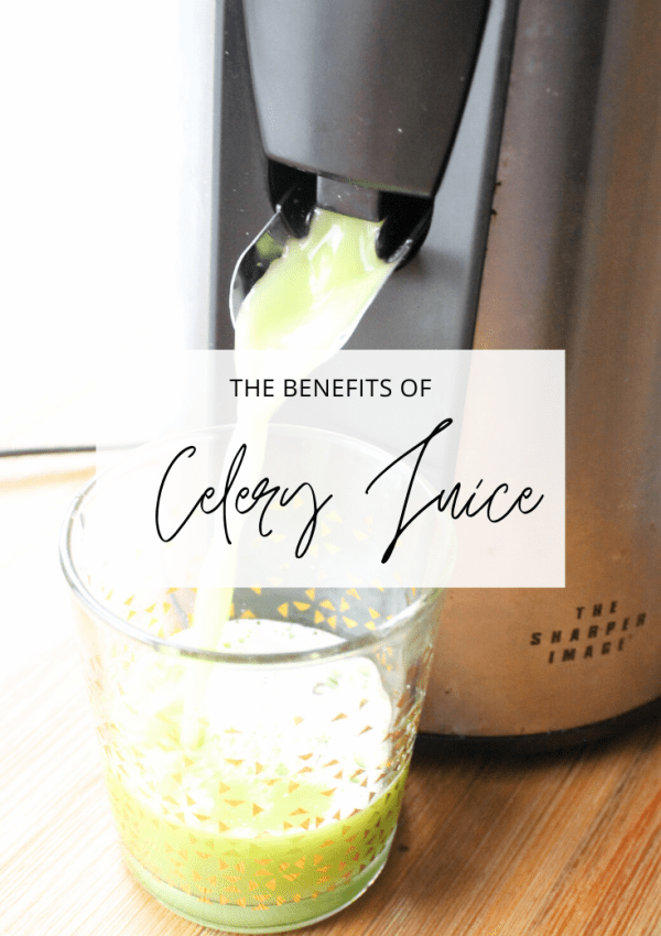 The Benefits of Celery Juice and How to Make It