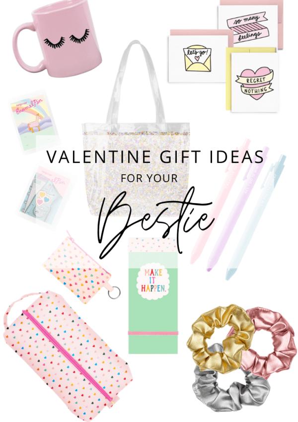 Valentine Gift Ideas for Your Bestie