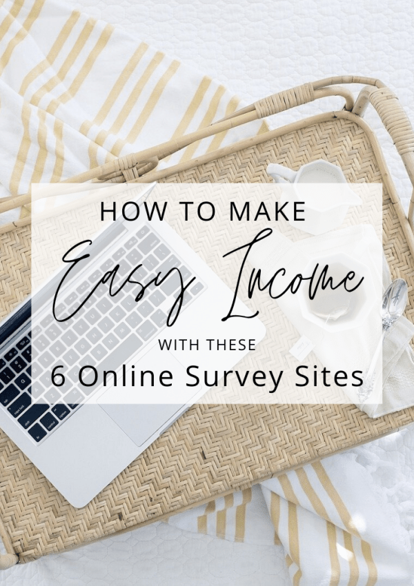 Make Easy Income with these 6 Online Survey Sites