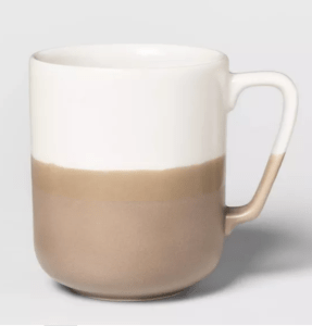 Porcelain Ollers Coffee Mug