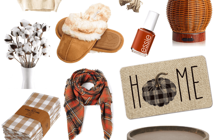 Coziest Fall Favorites from Amazon