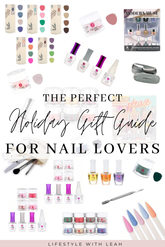 Holiday Gift Guide Nail Lovers