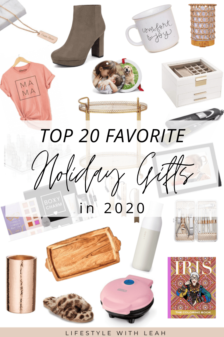 Favorite Holiday Gifts in 2020