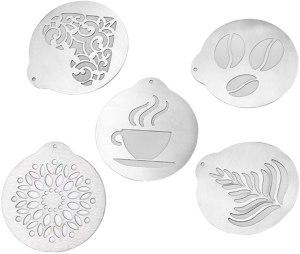 cappuccino art template