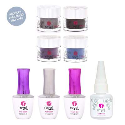 Stroke of Midnight Four Colors Starter KitStroke of Midnight Four Colors Starter Kit