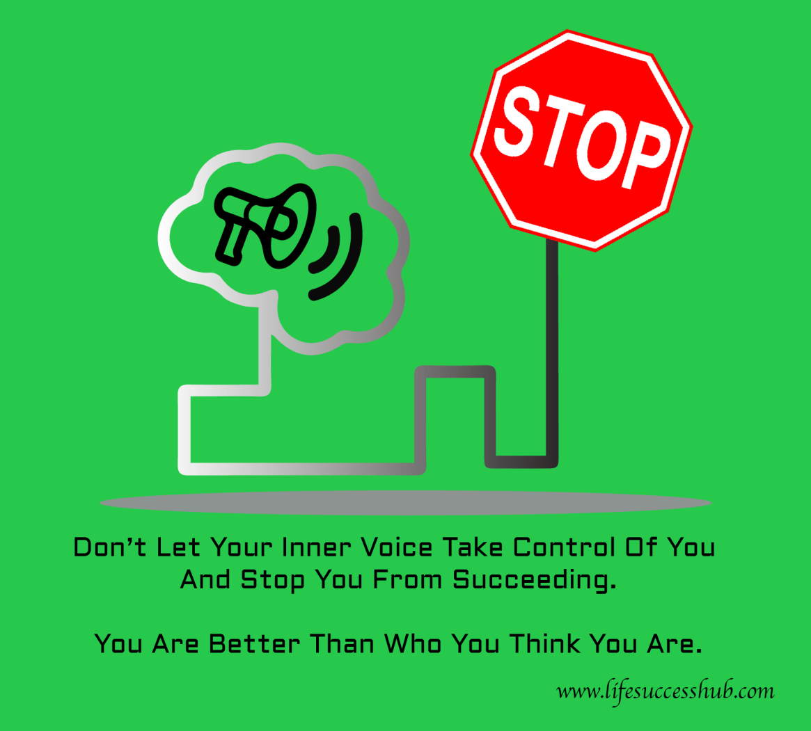 You are better than who you think you are