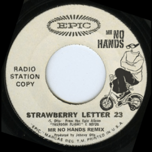 Shuggie Otis - Strawberry Letter 23 (Mr No Hands Remix Feat. Marilyn Monroe)