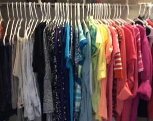 Spring/Summer Wardrobe