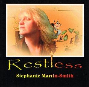 Stephanie CD cover