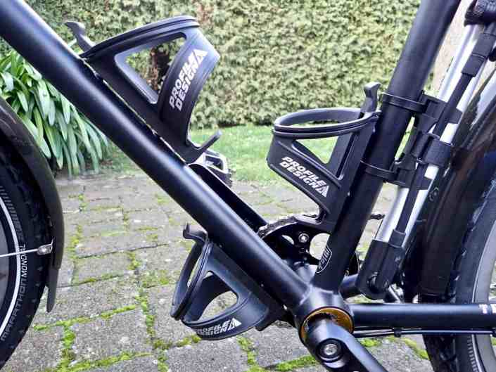 Thorn Nomad MK2 - the bottle cages
