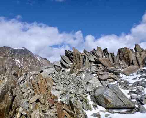 Visit Frozen Fritz - Vent to Similaun hut