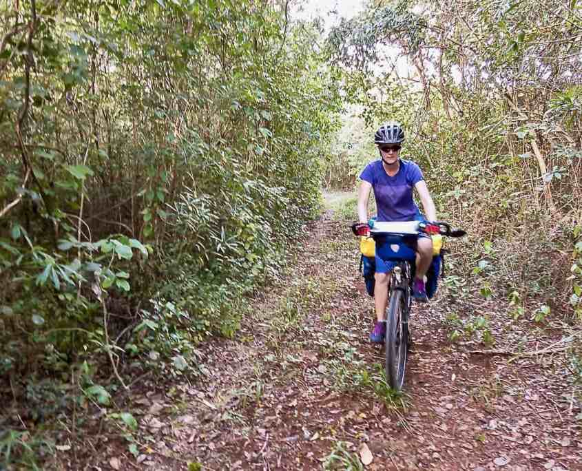 First experiences with bicycle touring - Cycling on the Mexican backroads