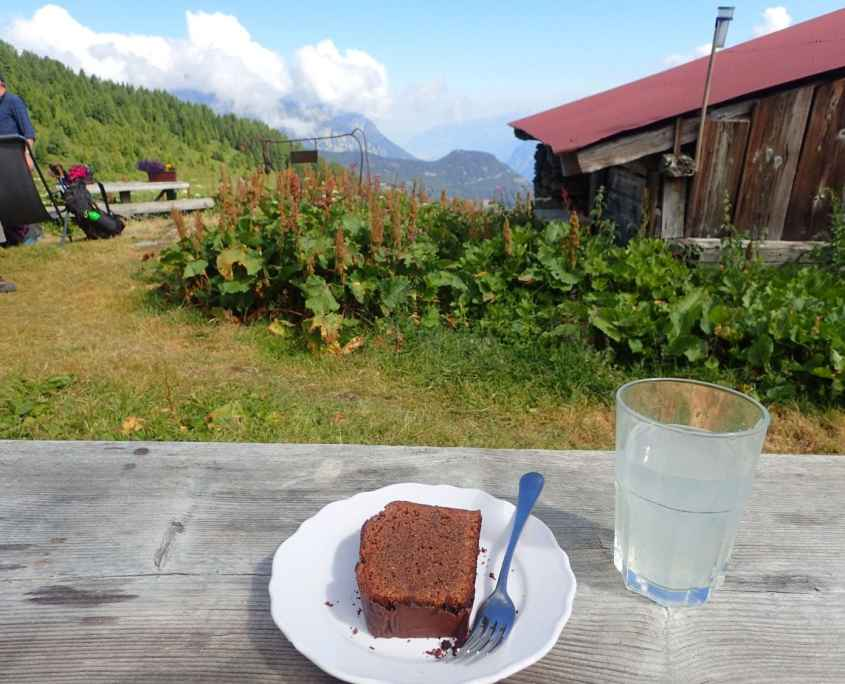 TMB day 8 - Champex-Lac to Trient via Alp Bovine
