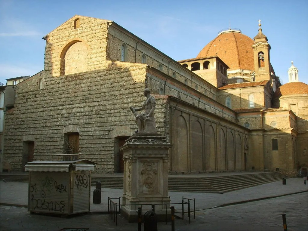 Basilica di San Lorenzo- Florence's Top Beautiful Places