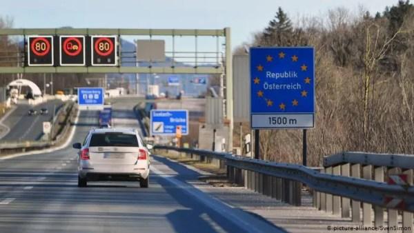 June 3 Italy to open international borders