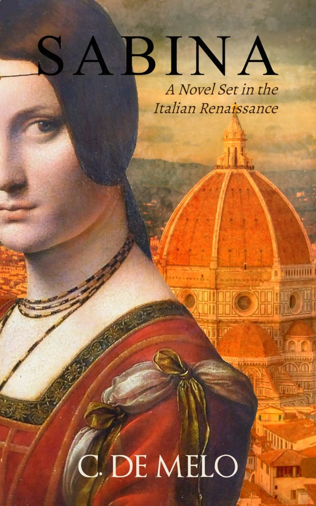Discover Italy With Art- SABINA by Christine