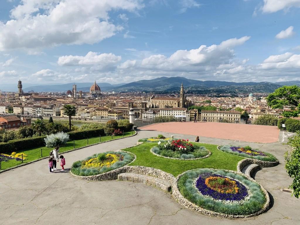 piazza di Michelangelo