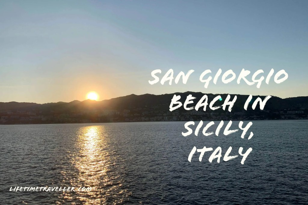 San Giorgio in Sicily, best beaches in Sicilia
