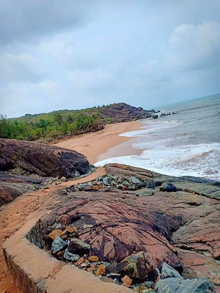 Best Beaches in India- honey beach India by lifetime Traveller