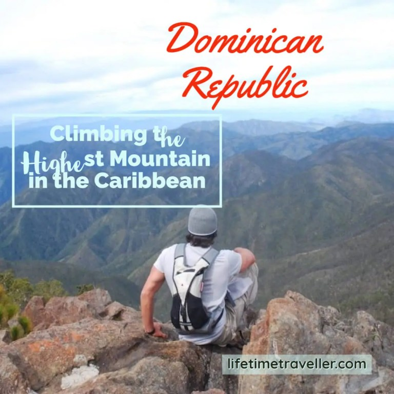 Dominican Republic has the highest mountain in the caribbean.