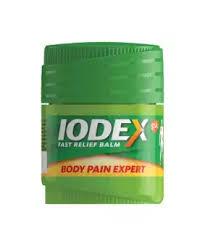 iodex multi perpose pain balm
