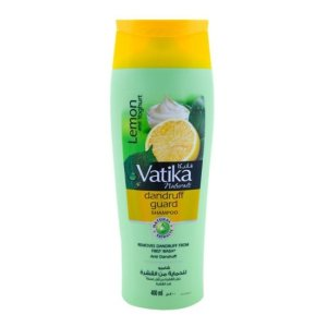 Dabur Vatika Lemon And Yoghurt Dandruff Guard Shampoo