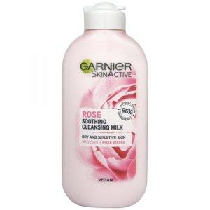 Garnier Skin Active Cleansing Milk With Rose Water 200ml