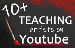 10+ teaching YouTube artists you don't want to miss!