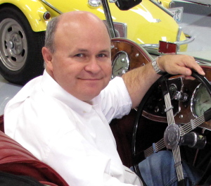 Automotive Enthusiast Entrepreneur Mark Greene