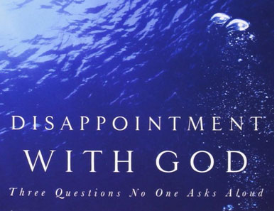 """""""Disappointment With God"""" Book Review"""